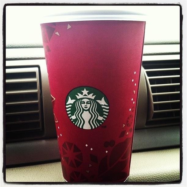 StarbucksRED